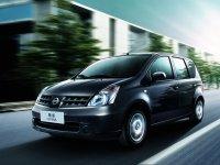 Nissan Livina, 1 поколение, Минивэн 5-дв., 2007–2016