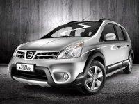 Nissan Livina, 1 поколение, X-gear минивэн 5-дв., 2007–2016