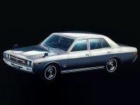 Nissan Gloria, 230, Седан, 1971–1975
