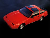 Nissan Fairlady Z, Z31 [рестайлинг], Тарга, 1983–1989