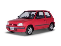 Nissan March, K11, Хетчбэк 3-дв., 1992–1997