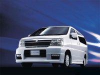 Nissan Elgrand, E50, Минивэн 5-дв., 1997–2002