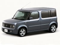 Nissan Cube, 2 поколение, Cube 3 минивэн 5-дв., 2002–2008