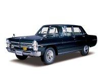 Nissan Gloria, A30, Седан, 1967–1971