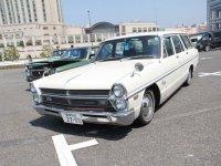 Nissan Gloria, A30, Универсал, 1967–1971