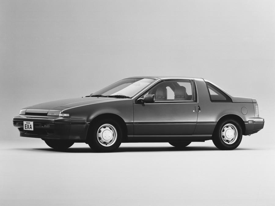 Nissan Pulsar EXA тарга, 1986–1990, N13 - отзывы, фото и характеристики на Car.ru