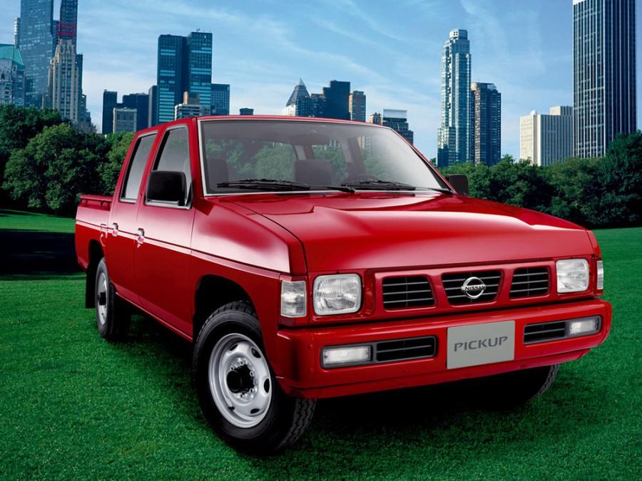 Nissan Pick UP Crew Cab пикап 4-дв., 1992–1997, D21 [рестайлинг] - отзывы, фото и характеристики на Car.ru