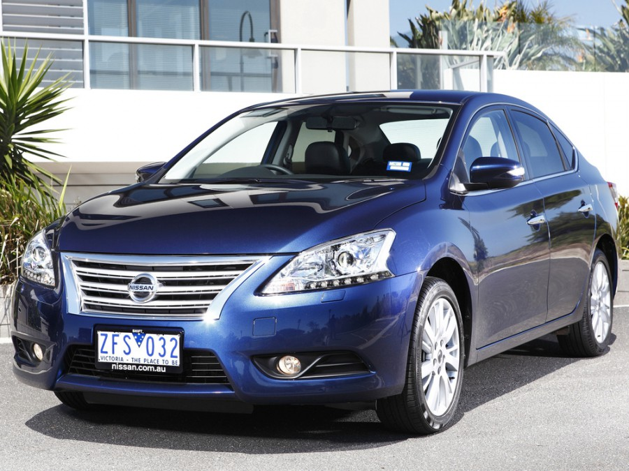 Nissan Pulsar седан, 2013–2016, NB17 - отзывы, фото и характеристики на Car.ru