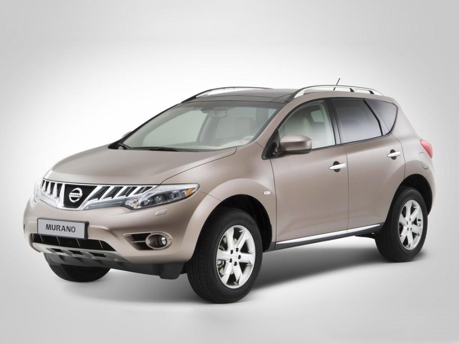 Nissan Murano кроссовер, 2008–2010, Z51 - отзывы, фото и характеристики на Car.ru