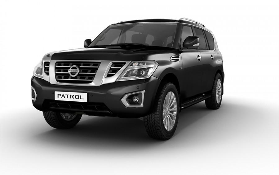 Nissan Patrol внедорожник, 2013–2016, Y62 [рестайлинг] - отзывы, фото и характеристики на Car.ru