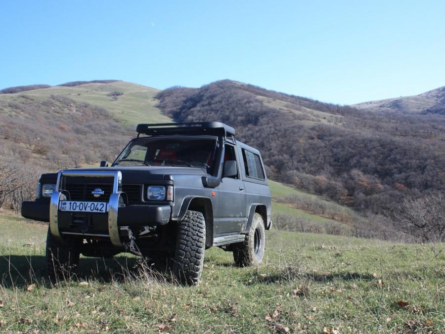 Nissan Patrol внедорожник 3-дв., 1986–1994, 160/260 [2-й рестайлинг] - отзывы, фото и характеристики на Car.ru