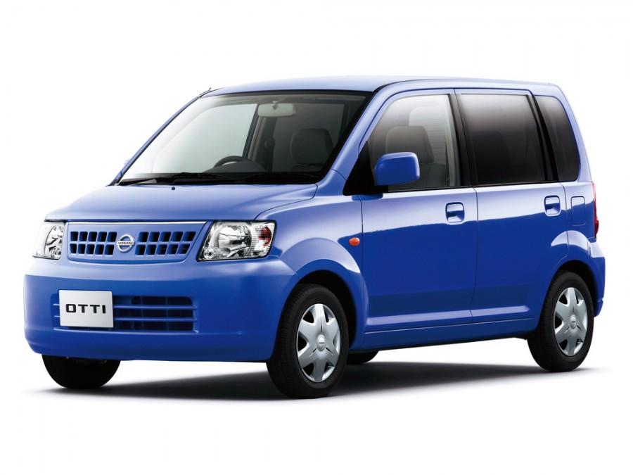 Nissan Otti хетчбэк, 2005–2006, H91W - отзывы, фото и характеристики на Car.ru