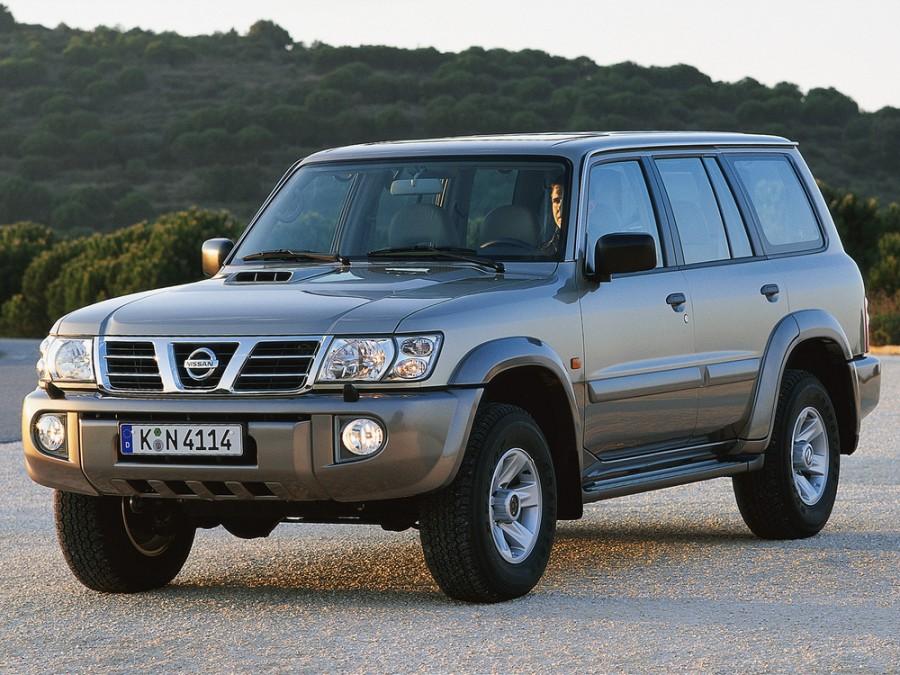 Nissan Patrol внедорожник 5-дв., 1997–2010, Y61 - отзывы, фото и характеристики на Car.ru