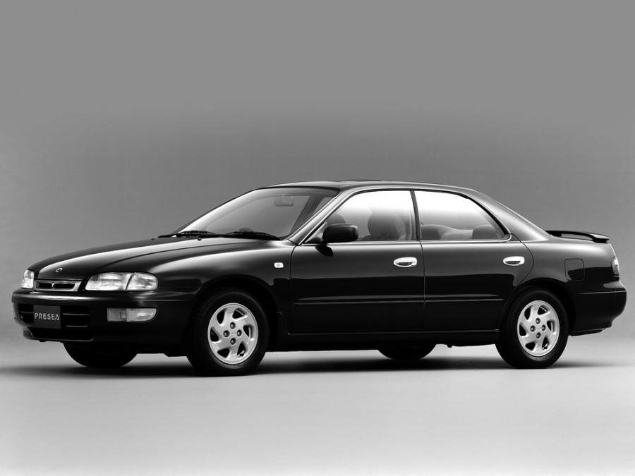 Nissan Presea седан, 1995–2000, 2 поколение - отзывы, фото и характеристики на Car.ru