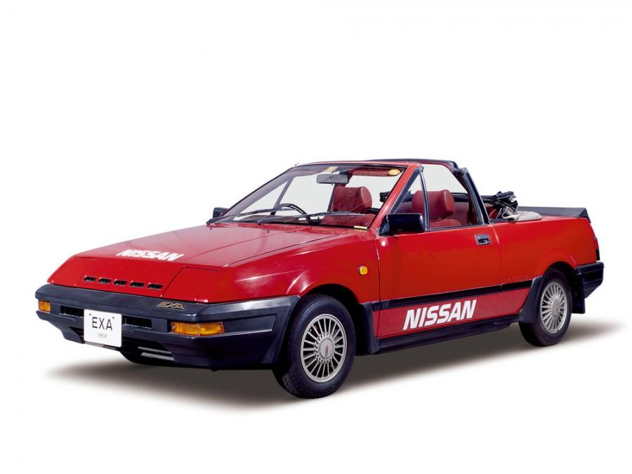 Nissan Pulsar EXA кабриолет, 1982–1986, N12 - отзывы, фото и характеристики на Car.ru