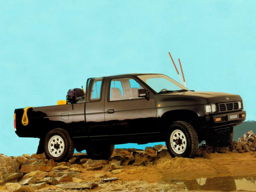 Nissan Pick UP King Cab пикап 2-дв., 1992–1997, D21 [рестайлинг] - отзывы, фото и характеристики на Car.ru