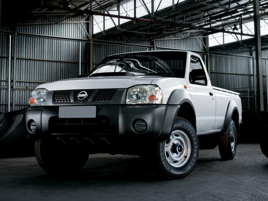 Nissan Pick UP Single Cab пикап 2-дв., 2001–2008, D22 [рестайлинг] - отзывы, фото и характеристики на Car.ru