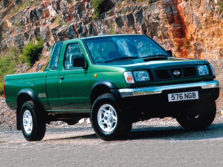 Nissan Pick UP King Cab пикап 2-дв., 1997–2001, D22 - отзывы, фото и характеристики на Car.ru