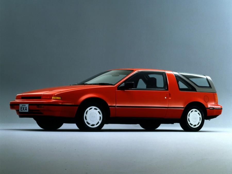 Nissan Pulsar EXA хетчбэк 3-дв., 1986–1990, N13 - отзывы, фото и характеристики на Car.ru