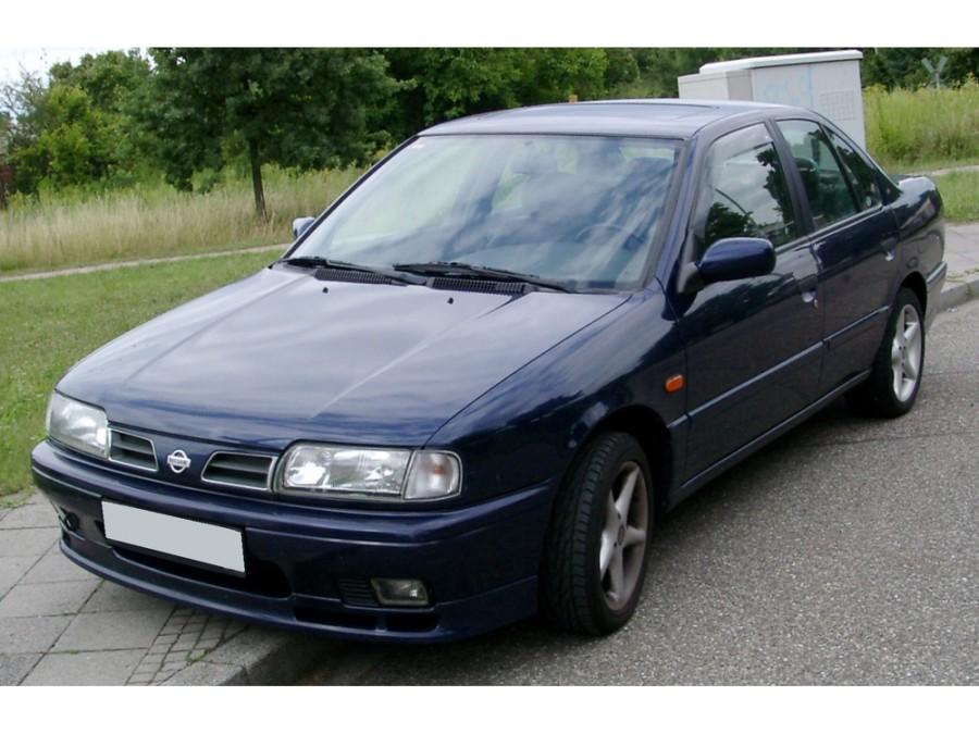 Nissan Primera седан, 1990–1996, P10 [рестайлинг] - отзывы, фото и характеристики на Car.ru