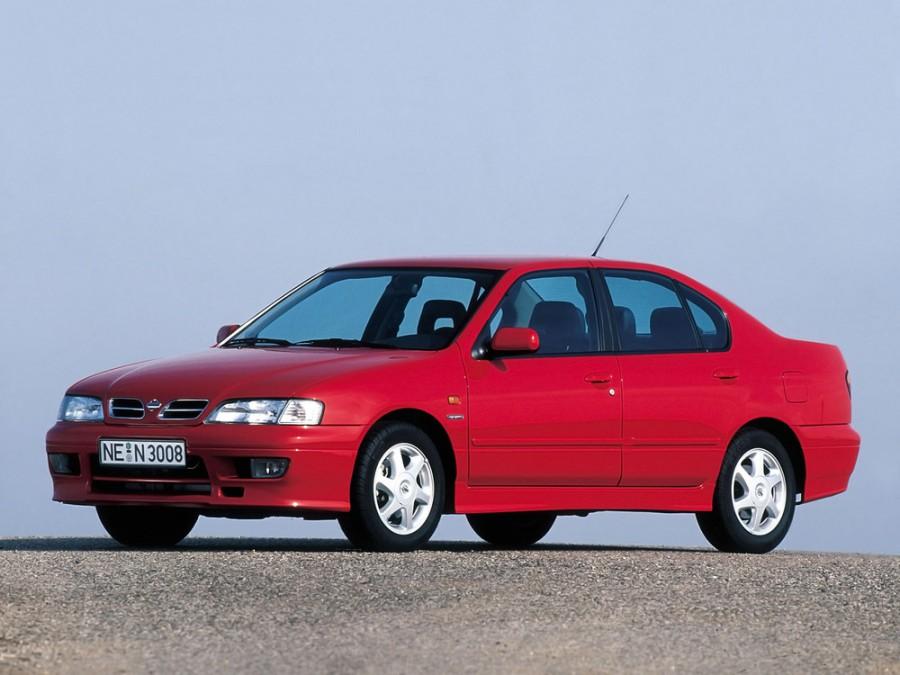 Nissan Primera седан, 1996–2000, P11 - отзывы, фото и характеристики на Car.ru