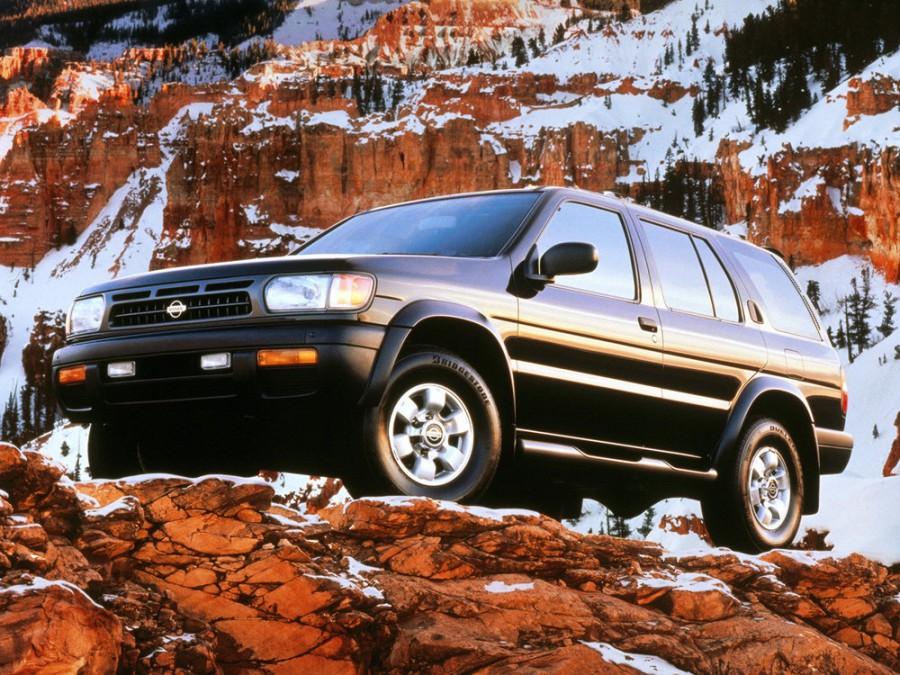 Nissan Pathfinder внедорожник, 1996–1999, R50 - отзывы, фото и характеристики на Car.ru