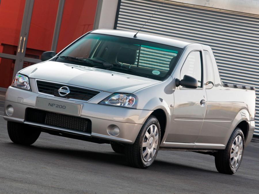 Nissan NP200 пикап, 2008–2009, 1 поколение - отзывы, фото и характеристики на Car.ru