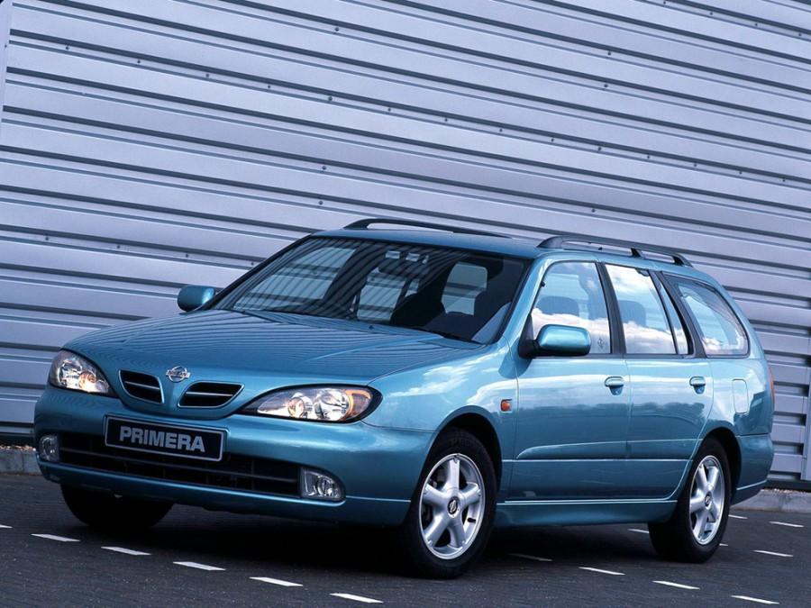 Nissan Primera универсал, 1999–2002, P11 [рестайлинг] - отзывы, фото и характеристики на Car.ru