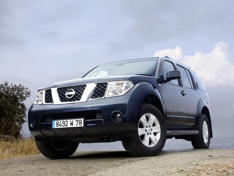 Nissan Pathfinder внедорожник, 2004–2010, R51 - отзывы, фото и характеристики на Car.ru
