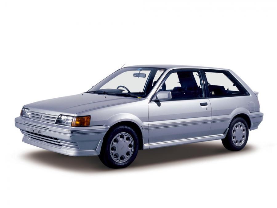 Nissan Pulsar хетчбэк, 1986–1990, N13 - отзывы, фото и характеристики на Car.ru