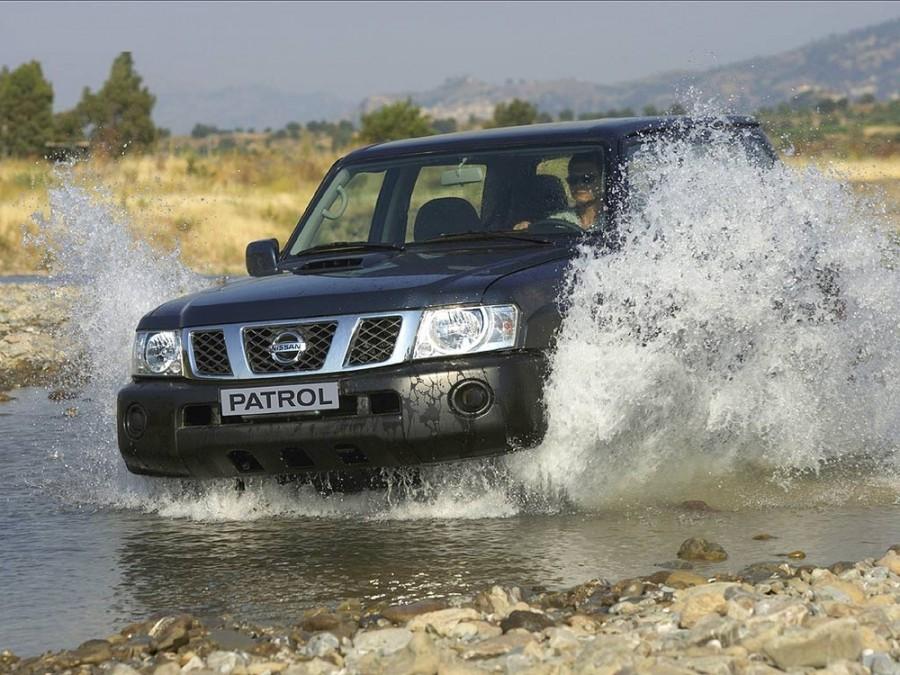 Nissan Patrol внедорожник 3-дв., 2004–2010, Y61 [рестайлинг] - отзывы, фото и характеристики на Car.ru