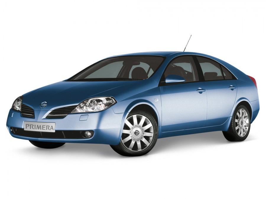 Nissan Primera седан 4-дв., 2002–2008, P12 - отзывы, фото и характеристики на Car.ru