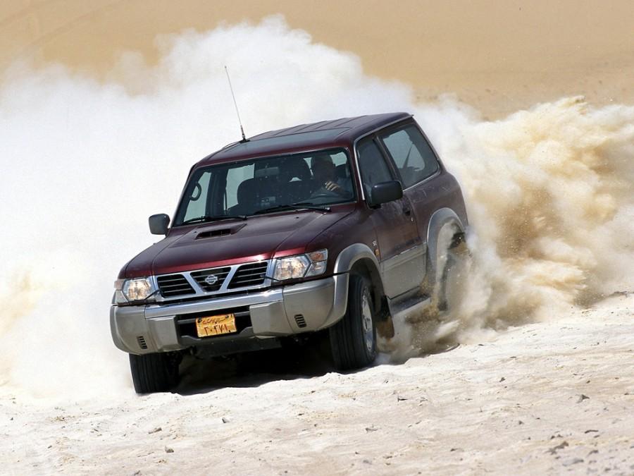Nissan Patrol внедорожник 3-дв., 1997–2010, Y61 - отзывы, фото и характеристики на Car.ru