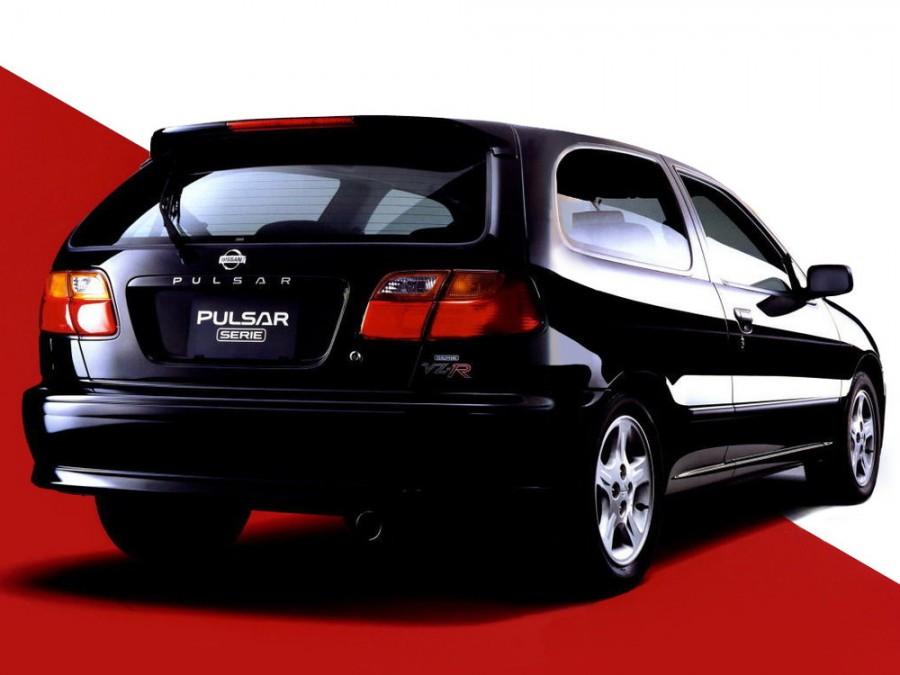 Nissan Pulsar Serie хетчбэк, 1997–2000, N15 [рестайлинг] - отзывы, фото и характеристики на Car.ru