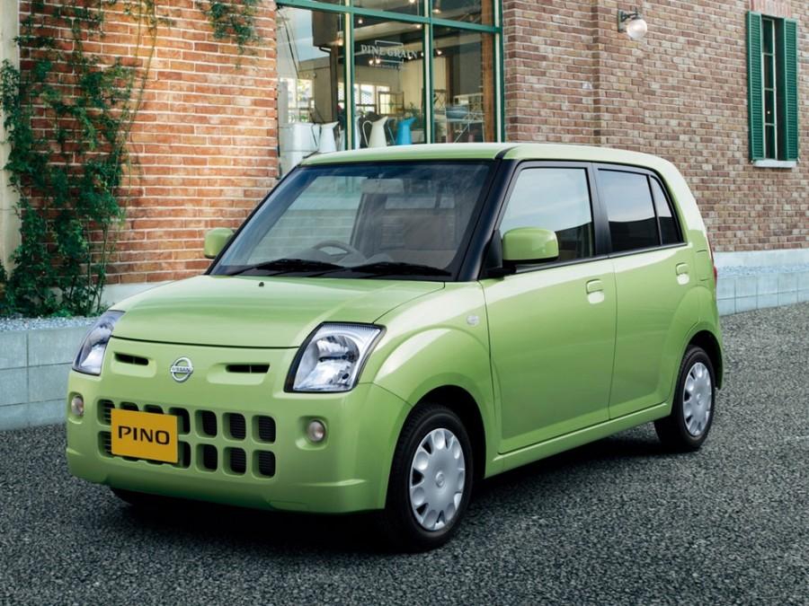 Nissan Pino хетчбэк, 2007–2010, 1 поколение - отзывы, фото и характеристики на Car.ru