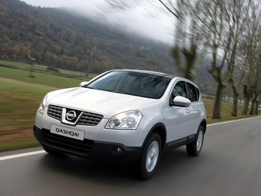 Nissan Qashqai кроссовер, 2007–2010, 1 поколение - отзывы, фото и характеристики на Car.ru