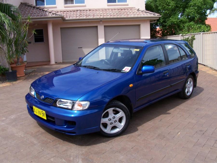 Nissan Pulsar универсал, 1997–2000, N15 [рестайлинг] - отзывы, фото и характеристики на Car.ru