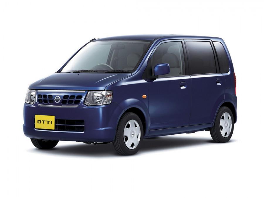 Nissan Otti хетчбэк, 2006–2016, H92W - отзывы, фото и характеристики на Car.ru