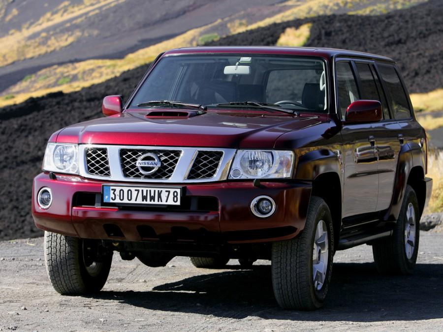 Nissan Patrol внедорожник 5-дв., 2004–2010, Y61 [рестайлинг] - отзывы, фото и характеристики на Car.ru