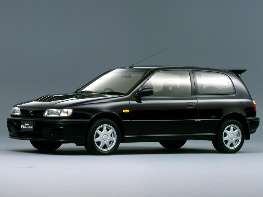 Nissan Pulsar GTI-Ra хетчбэк 3-дв., 1990–1995, N14 - отзывы, фото и характеристики на Car.ru