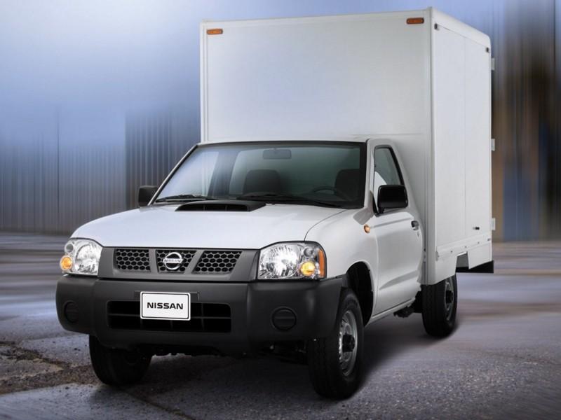 Nissan Pick UP Cab Chasis шасси, 2001–2008, D22 [рестайлинг] - отзывы, фото и характеристики на Car.ru