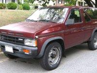 Nissan Pathfinder, WD21, Внедорожник 3-дв., 1987–1995