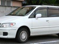 Nissan Presage, 1 поколение, Минивэн, 1998–2004