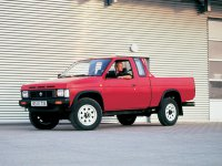 Nissan Pick UP, D21, King cab пикап 2-дв., 1985–1992