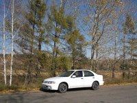 Nissan Pulsar, N15 [рестайлинг], Седан, 1997–2000