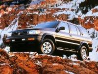 Nissan Pathfinder, R50, Внедорожник, 1996–1999