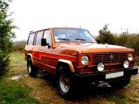 Nissan Patrol, 160/260, Внедорожник 5-дв., 1980–1985