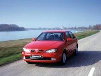 Nissan Primera, P11 [рестайлинг], Седан, 1999–2002