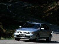 Nissan Primera, P11 [рестайлинг], Лифтбэк, 1999–2002