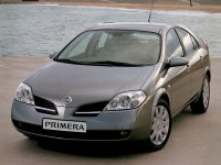 Nissan Primera, P12, Лифтбэк, 2002–2008